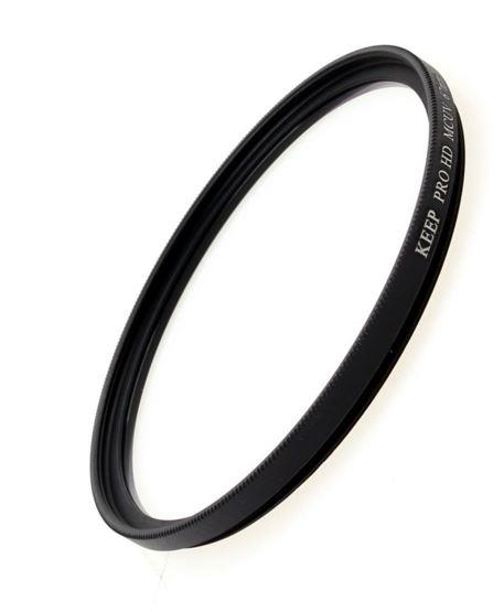 KEEP UV FILTER ULTRA SLIM HIGH QUALITY 62MM for camera