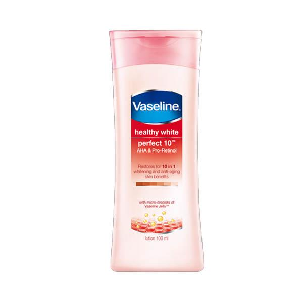 Vaseline Healthy White Perfect 10 Lotion 100ml