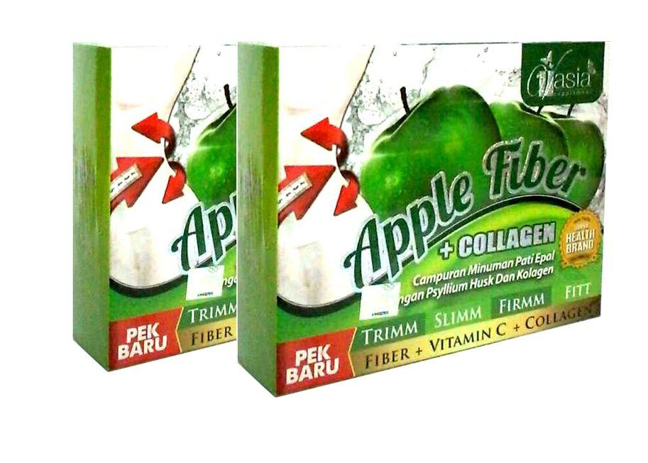 VASIA APPLE FIBER + COLLAGEN V (end 4/2/2017 1:46 PM - MYT )