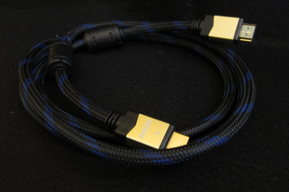 VC Cable HDMI to HDMI Version1.4 1.8 Meter