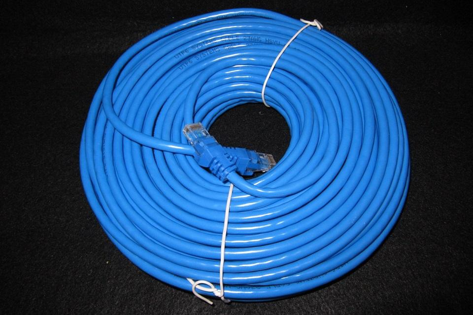 VC Network Cable CAT 6 Patch Cord 30 Meter