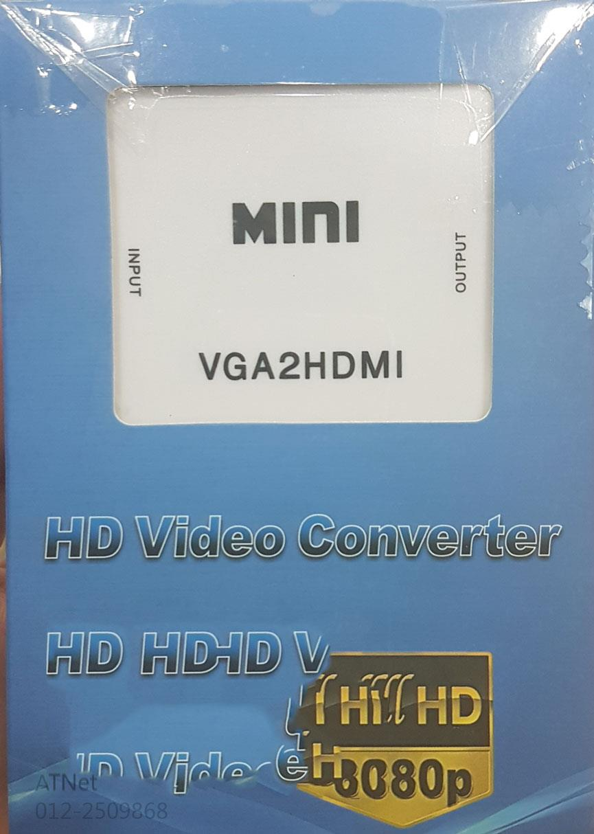 VGA TO HDMI CONVERTER TV15