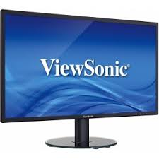 VIEWSONIC 23.8' LED IPS MONITOR (VA2419-SH) VGA/HDMI/VESA