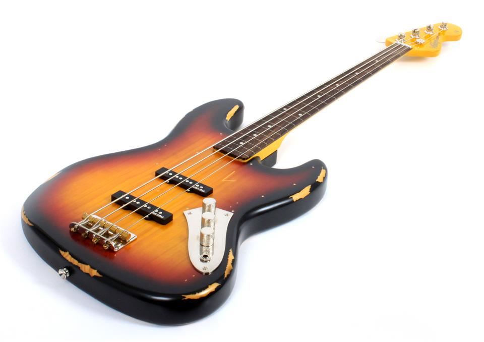VINTAGE V74MRJP ELECTRIC BASS
