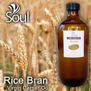 Virgin Carrier Oil Rice Bran - 500ml