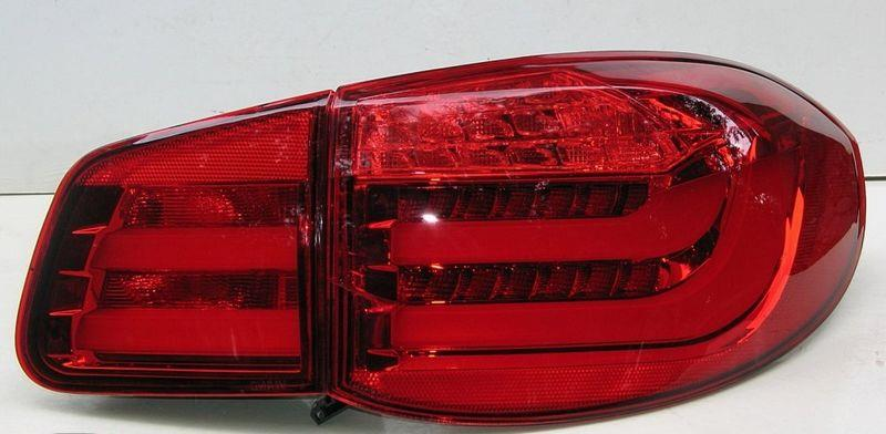 VOLKSWAGEN TIGUAN '08-11 LED Light Bar Head Lamp