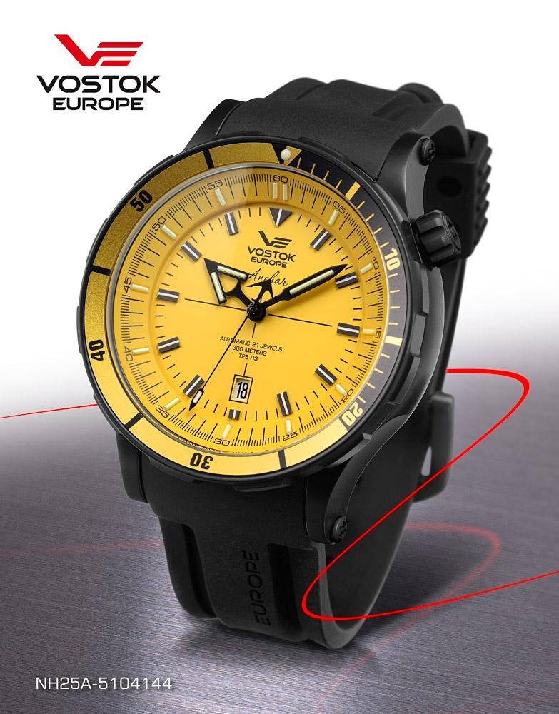 Vostok Europe Anchar Nh25a 5104144 End 9 5 2016 2 15 Pm