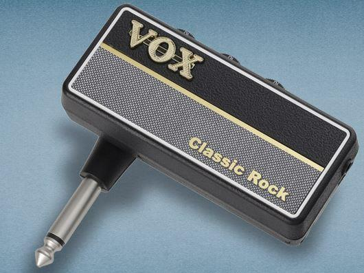 VOX Amplug 2 Classic Rock Headphone Guitar Amplifier (NEW)