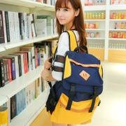 W91-Yellow+Blue  Handbag, Backpack, Laptop Notebook iPhone Tablet Beg