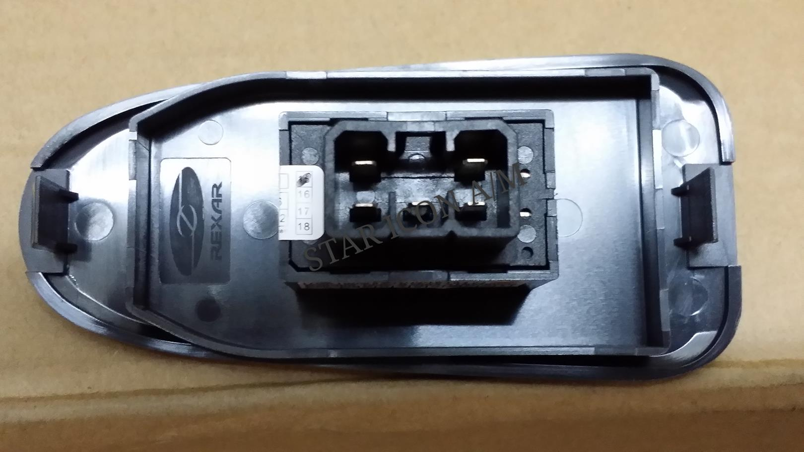 WAJA POWER WINDOW SUB SWITCH OEM