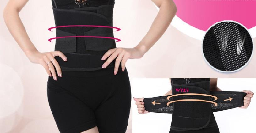 WARMES EXTRA STRONG ZAP Slimming Shaping Waist Girdle Corset bengkung