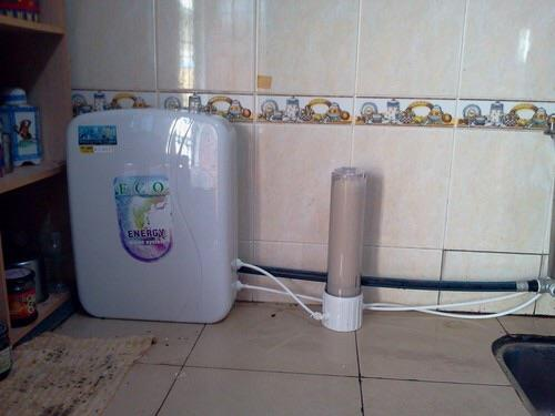 Water Filter CTC Pre Housing