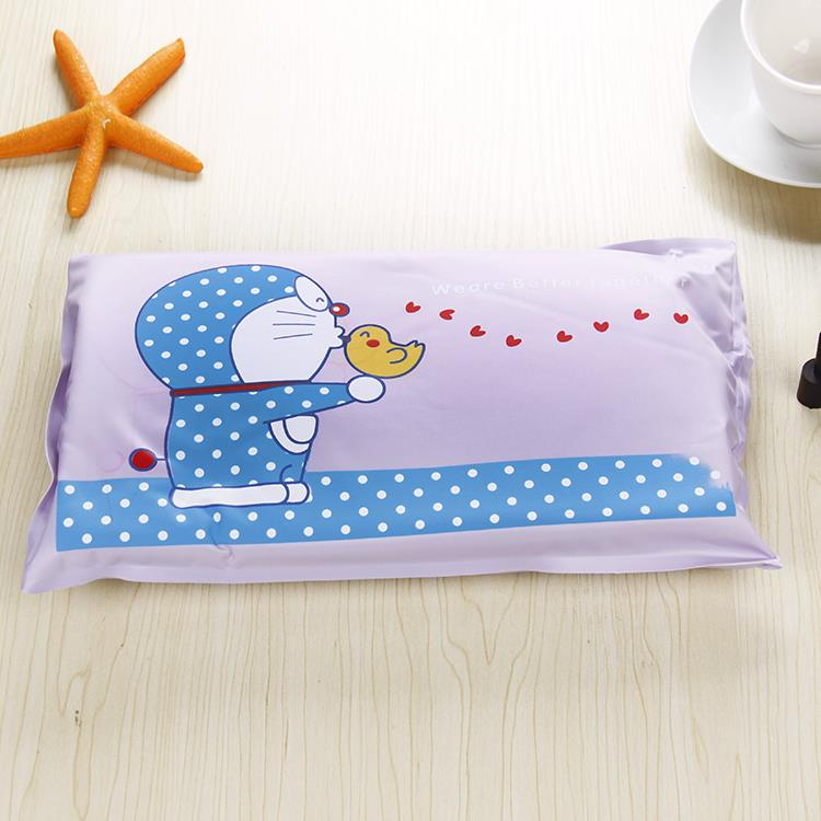 (No Water Injection) Cute Summer Cartoon Cool Ice Pillow-L-Doraemon