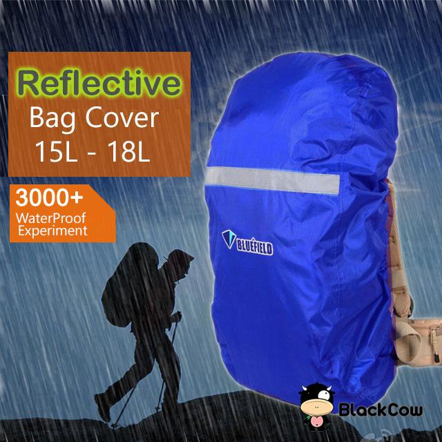 Water Resistant Backpack Bag Rain Cover - Reflection Rain Coat
