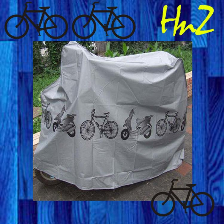 Waterproof Bicycle Cover Bike Protection protect mtb shelter GREY