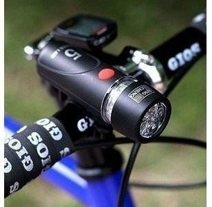 Waterproof White LED Head Light for Bicycle