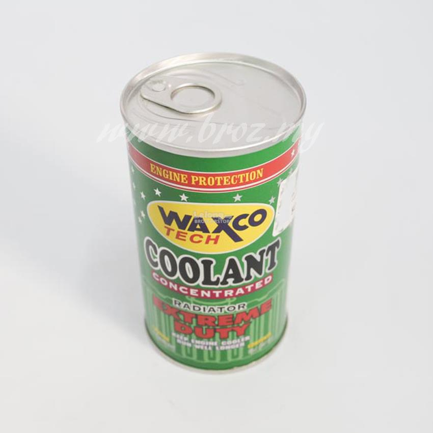 Waxco Tech Coolant Concentrated Radiator Extreme Duty