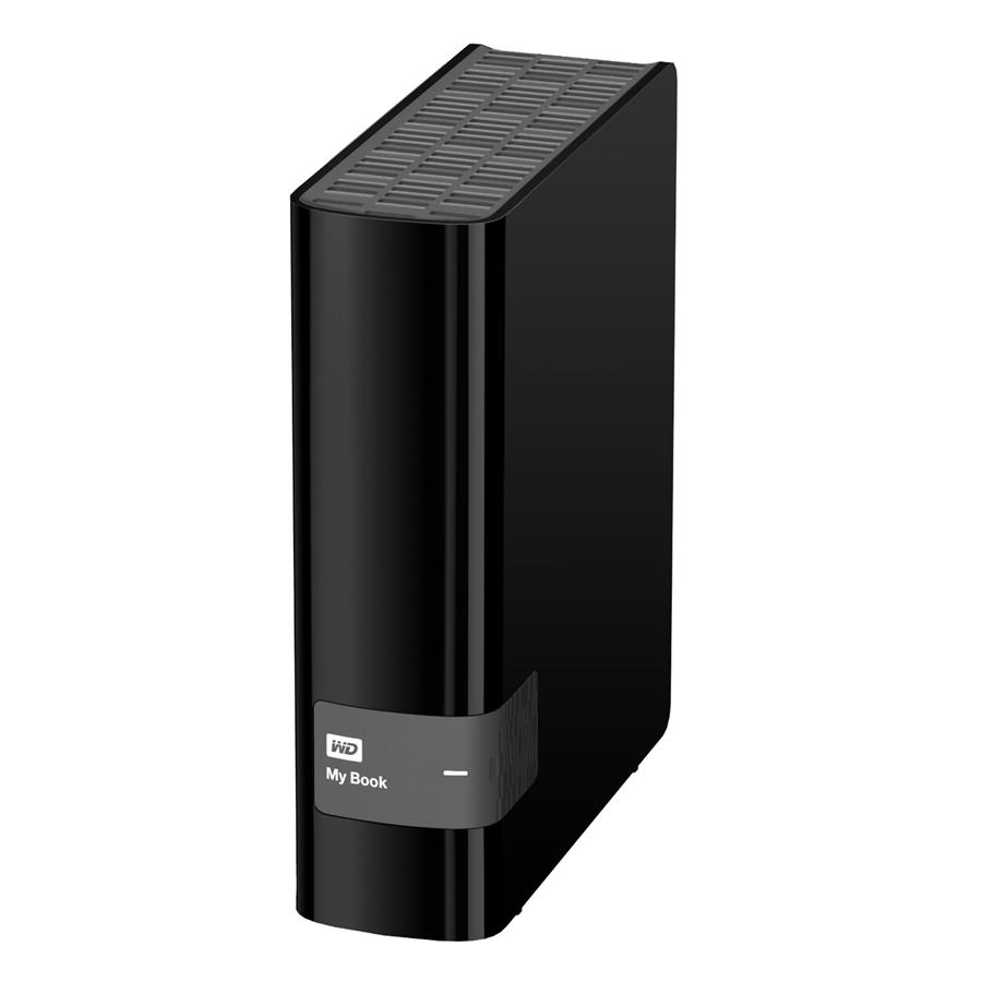 WD My Book 4TB 3.5' USB 3.0 External Hard Drive