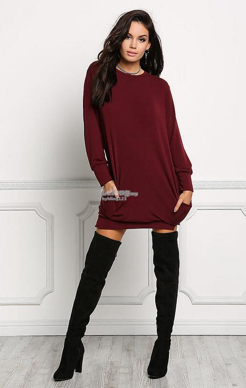 WD7475 Fashion Stylish Dress Maroon