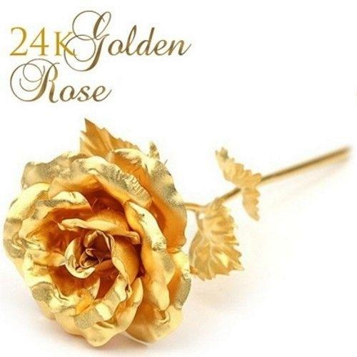 Wedding Gift - 24K Gold Rose (Full Bloom)