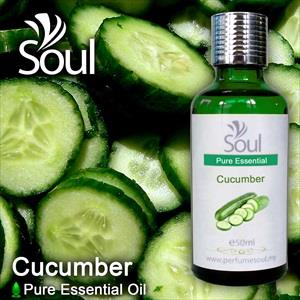 WEEKLY SALES !! Essential Oil - Cucumber - 50ml