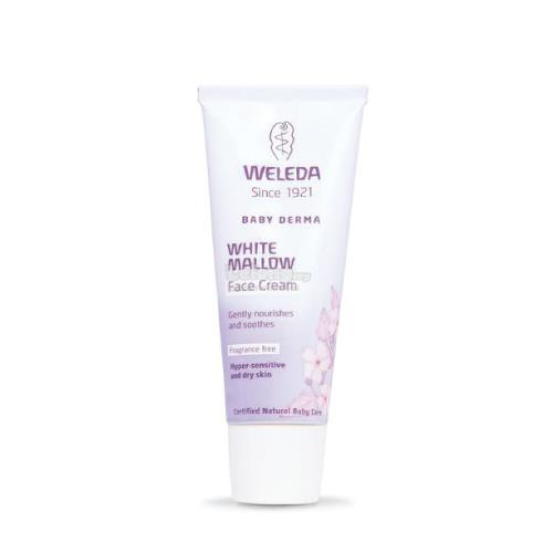 Weleda Baby White Mallow Face Cream (50ml)