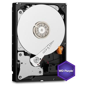 "WESTERN DIGITAL 3.5"" 8TB PURPLE 64MB SATA III (WD80PUZX)"