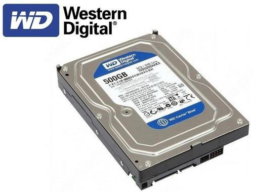 Western Digital. Sata 500Gb hard disk for PC.FREE DELIVERY