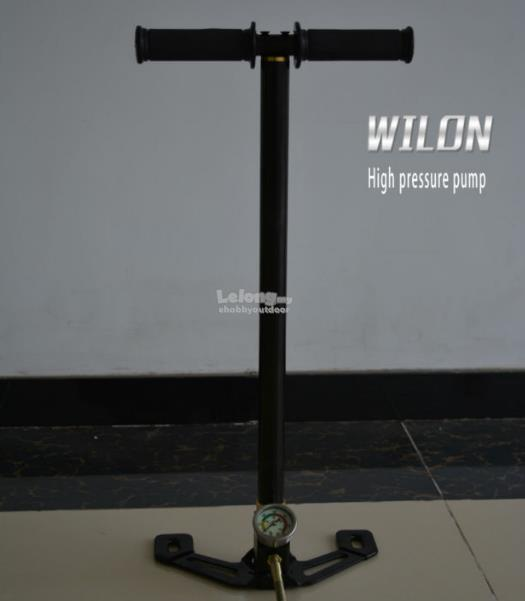 WILON 4500PSI 300bar 30mpa High Pressure Pcp Hand Pump