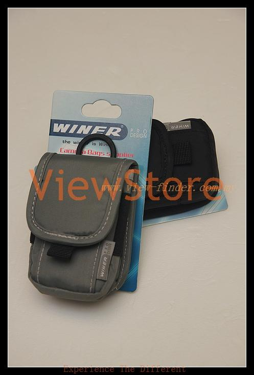Winer 1722 Camera Case Grey Color
