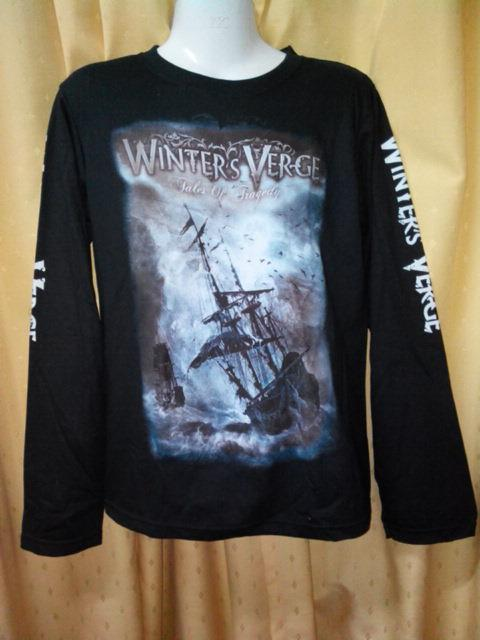 "WINTERS VERGE ""TALES OF TRAGEDY"" T-SHIRT"