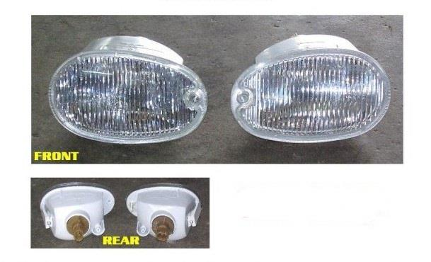 Wira Satria Putra Side bumper lamp (RH + LH)[clearance offer]