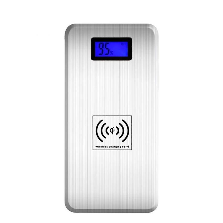Wireless Charger Power Bank 2 in 1