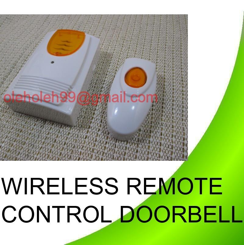 Wireless Remote Control Doorbell For Home And Office Door Bell
