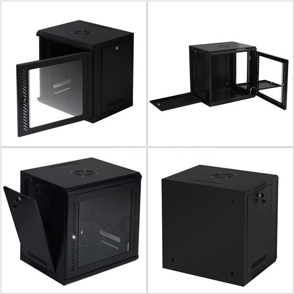 WM12U 12U Wall Mount Equipment / Server Rack
