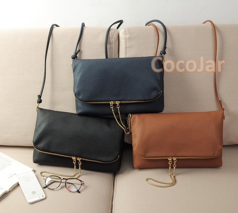 Women PU Leather Envelope Cl (end 8/18/2018 10:30 PM - MYT )