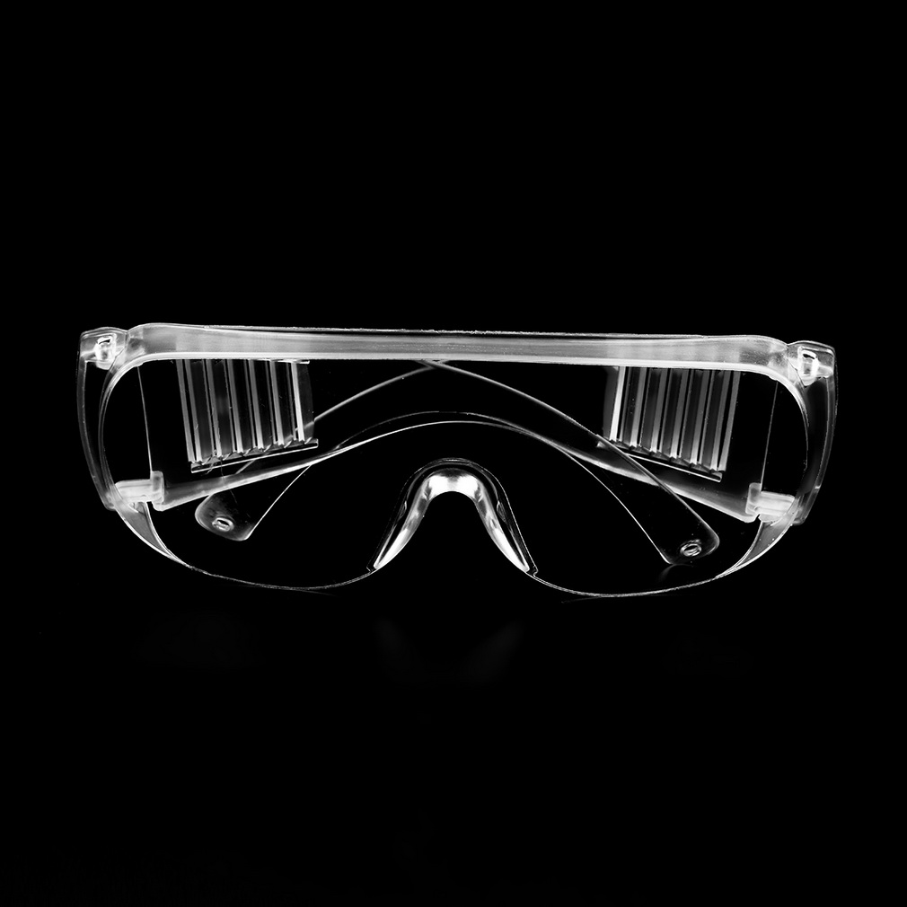 New Work Safety Glasses Clear Eye Protection Wear Spectacles Goggles