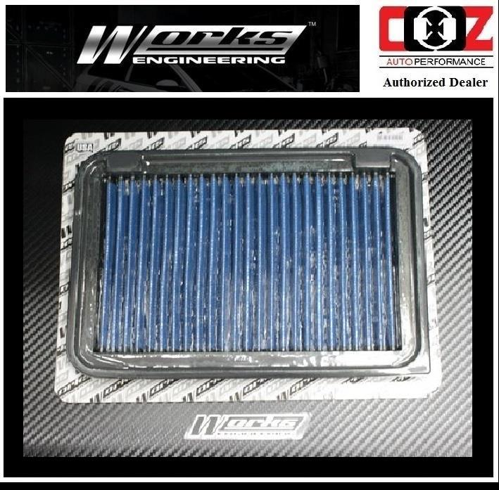WORKS ENGINEERING SIMOTA DROP IN AIR FILTER TOYOTA CAMRY 2.0/2.4 06-10