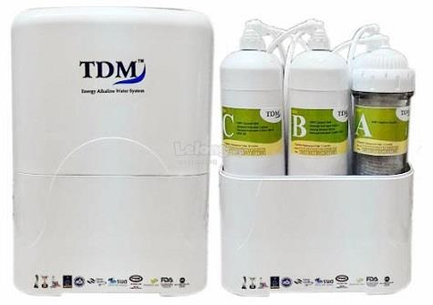 WSS TDM Nano Energy Alkaline Water Filter