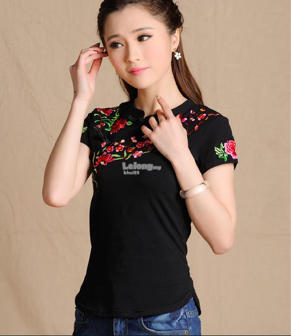 WT3766 Pretty Top BLACK