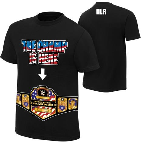 WWE John Cena: The United State Champ Is  Here T Shirt