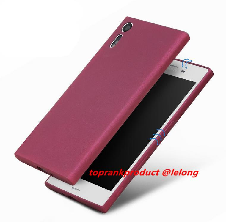 X-Level Sony Xperia XZ XZS F8332 Ultra Thin Silicone Case Cover Casing