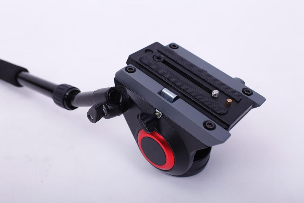 X2 MVH500 AH Fluid Video Head with Flat Base (Compatible wt Manfrotto)