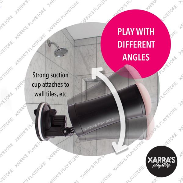Xarra's Hands-Free Pivoting Sex Play Cup