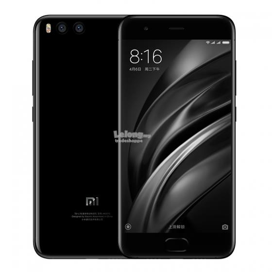 XIAOMI Mi 6 Mi6 64GB 128GB 6GB RAM Original Imported - 1 year warranty