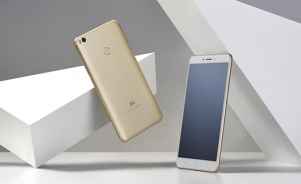 Xiaomi Mi Max 2 (4GB RAM,64GB ROM)! Latest model by Xiaomi