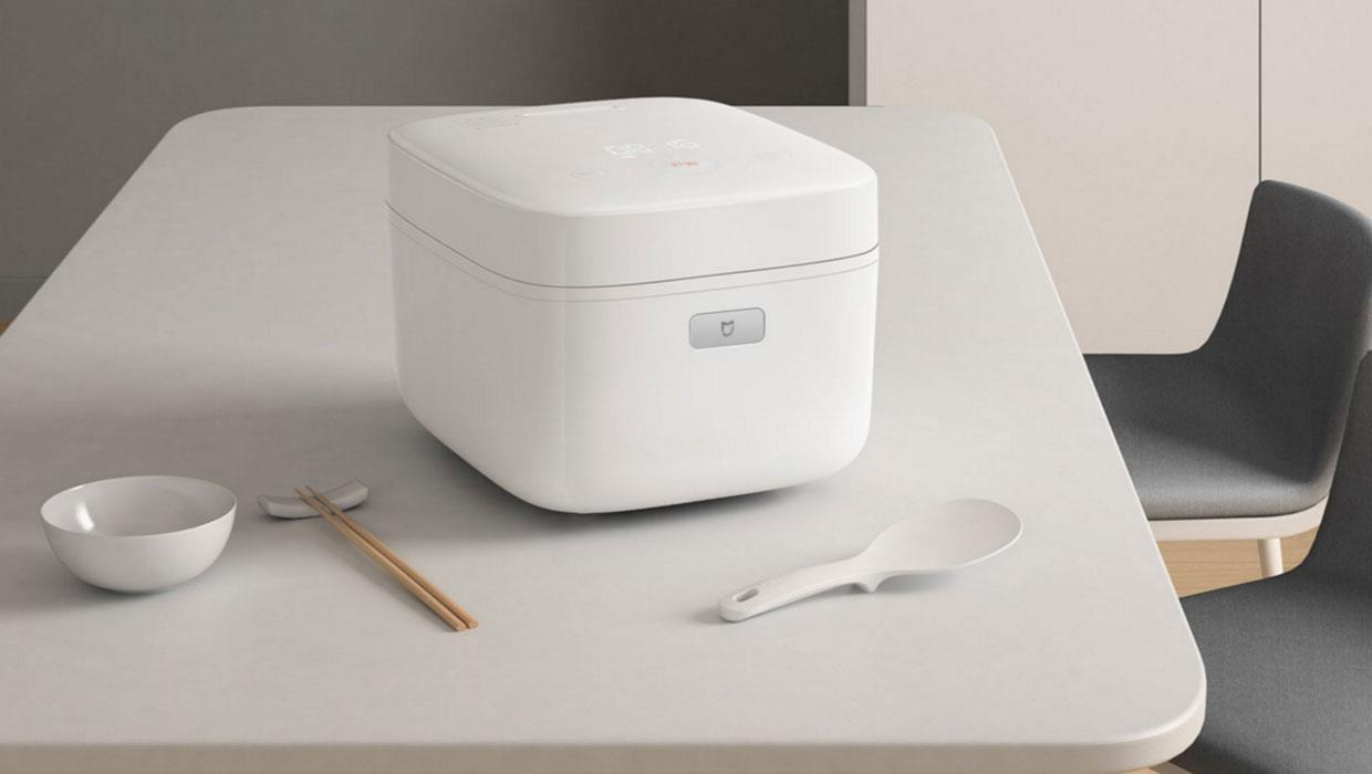 Xiaomi MiJia Induction Heating Pressure Rice Cooker! Ready Stock