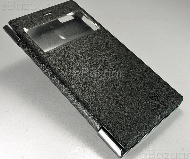 Xiaomi Ml-3 M3 Nillkin Leather Case with front Window