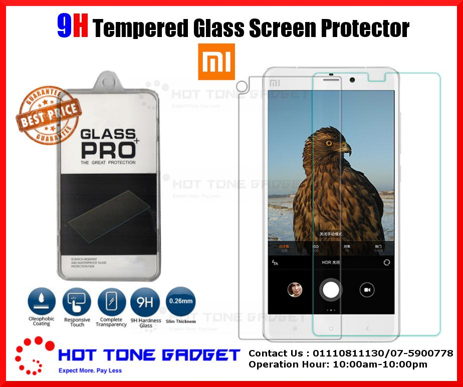 Xiaomi Redmi Mi Note 2 3 4 4A 4X 4I 5 Pro Max Pad Mipad Tempered Glass