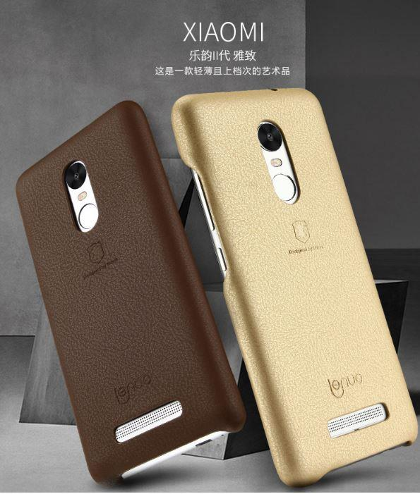 XIAOMI REDMI NOTE 3 PRO Kate Special Edition LENUO Leather Back Case
